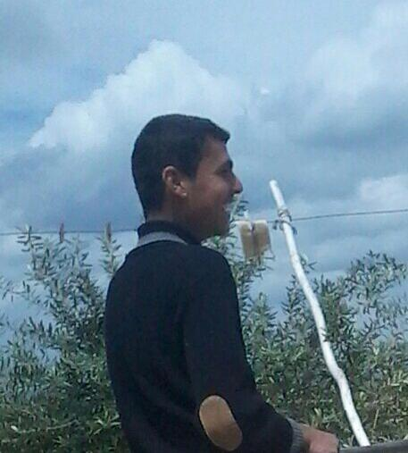 Ibrahim Haasan, killed in reported Coalition strike April 26 (via SN4HR)