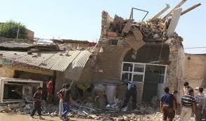 قصف-الطائرات-الأمريكية-يوقع-شهداء-وجرحى-في-الموصل