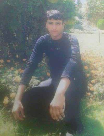 Omar Huwaidi Al Mueissat, aged 22, reportedly killed in a coalition strike at Raqaa, July 18 2015 (via Raqaa is Being Slaughtered Silently)