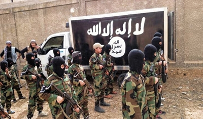 Archive image of Cubs of the Caliphate - ISIL's child soldiers (via al Mayadeen)
