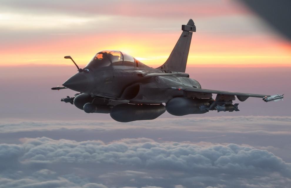 Image courtesy of État Major des Armées/DICOD