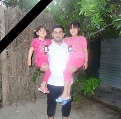 Omar Khalil, victim of a reoprted Coalition strike at Fallujah, November 26th 2015