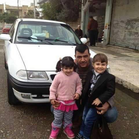 Yasir Nazir al-Tai, a father of four reportedly killed in a Canadian strike (via NRN News)