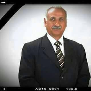 Senior vetinarian Dr. Ahmed Hamid Al-Jumaily, killed with 7 others in reported Coalition strike December 10th 2015 (via Heet News)