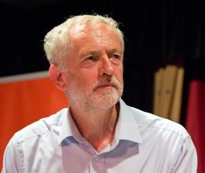 UK Labour leader Jeremy Corbyn (Chris Beckett)