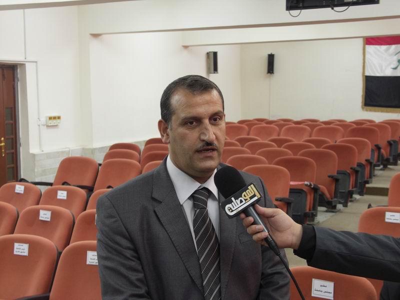 Professor Dhafer Ramadan Al Badrani, reported killed in aleged Coalition strike on Mosul March 22nd (via Bashar al Talib)