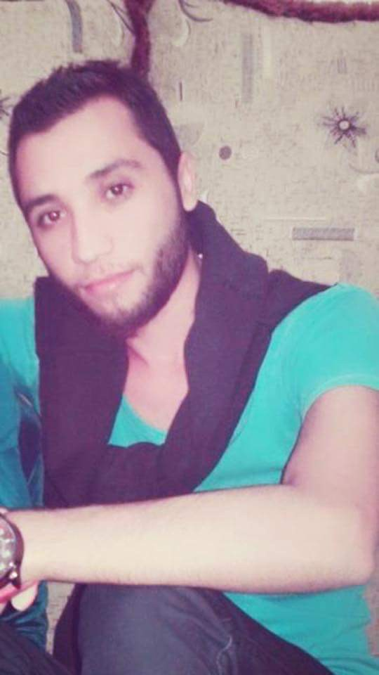 Abd al Karim al Nayef al Jumaa, killed in an alleged Coalition drone strike on Raqqa, Sept 10th (via Raqqa post)