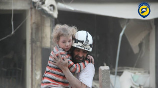 Source: Salaheddin White Helmets