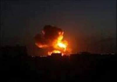 Reported Coalition strike on Mosul June 8th which allegedly caused 'dozens' of civilian casualties (via Iraqi Revolution)