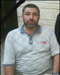 Mohammed Hussein Sawas at Shifa (via Ajel Mosul)