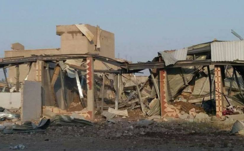 International airstrikes and civilian casualty claims in Iraq and Syria – September 2017