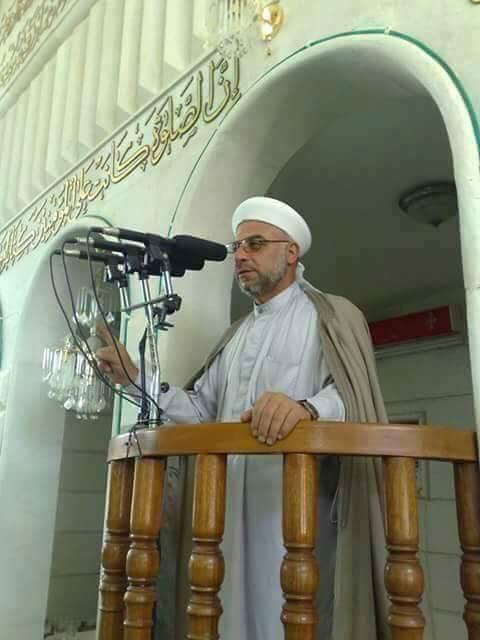 Sheikh Jawad Imam (via Mosul Ateka Facebook)