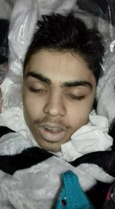 The young man Marwan Khattab was reportedly killed in mortar shelling on January 14th (via Mosul Al Hadbah News)