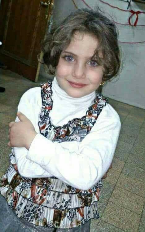 Sana Faris Hamushi, reported killed in New Mosul on March 1st 2017 (via )