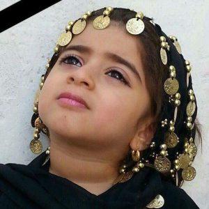 Six year old Aya (via Sawif Ateka)
