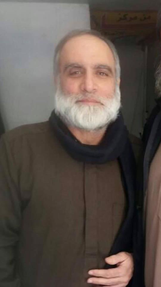 Mustapha al Mansour, Abu Munhal, killed in an alleged Coalition raid that targeted Maysaloun, March 21st (via RBSS)