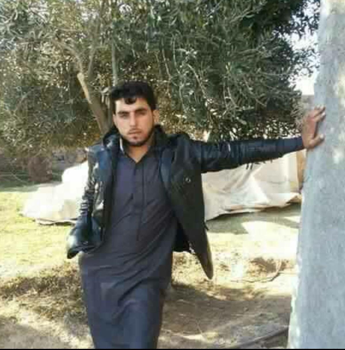 Abdallah Ahmad al Hamid or al-Hadidi (via Raqqa Post)