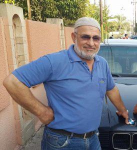 Nizar Mahdi Abu Mohammed (via Sawalef Maslaweya Facebook page)
