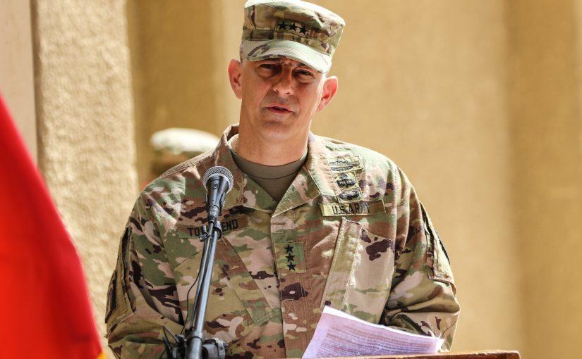 Former Coalition commander Lt Gen Townsend responds to Airwars article on Raqqa