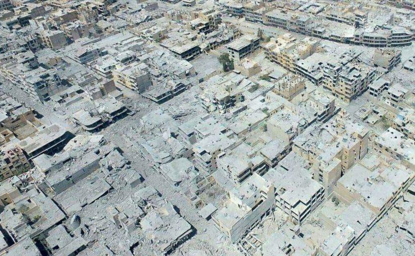 Civilian deaths mount in Raqqa amid Coalition denials