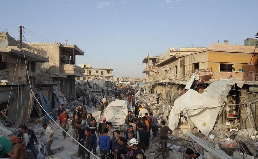 UN investigators accuse the US-led Coalition and Russia of likely violating laws of war in Syria