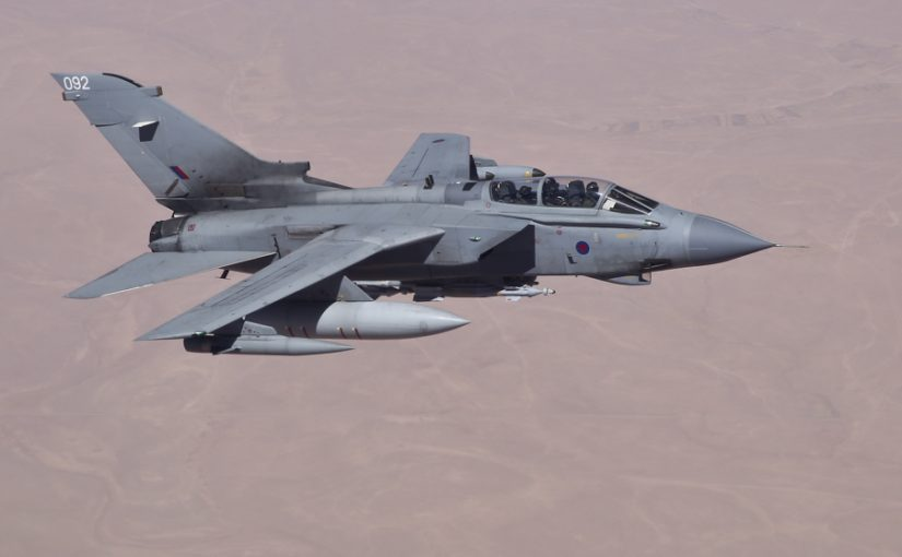 UK admits an anti-ISIS civilian casualty for the first time
